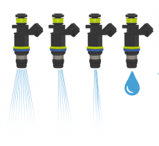Bosch and Siemens Performance Fuel Injectors